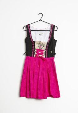 Marjo - Dirndl - pink