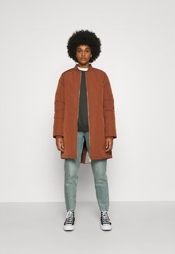Scotch & Soda - PADDED JACKET WITH PRIMALOFT FILLING - Wintermantel - cinnamon