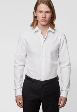 BOSS - T-CHARLIE - Camicia elegante - white