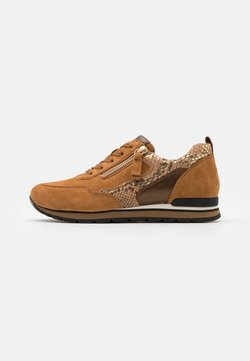 Gabor Comfort - Sneakers laag - camel/bronce