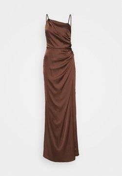 TFNC Tall - LYLAH MAXI - Festklänning - chocolate