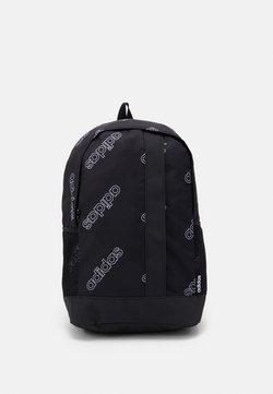 adidas Performance - ESSENTIALS SPORTS DUFFEL BAG UNISEX - Reppu - black/white