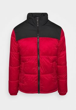 Jack & Jones - Winterjacke - tango red/black