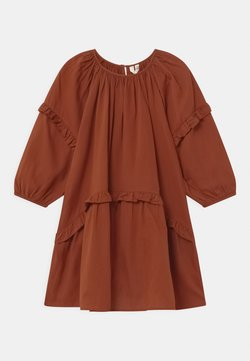 ARKET - Freizeitkleid - brown medium
