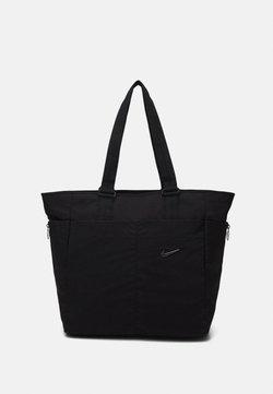 Nike Performance - ONE LUXE TOTE - Sporttasche - black/black/black