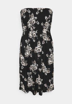 LASCANA - DRESS JASMIN - Beach accessory - schwarz