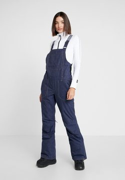 Roxy - RIDEOUT - Pantaloni da neve - mid denim