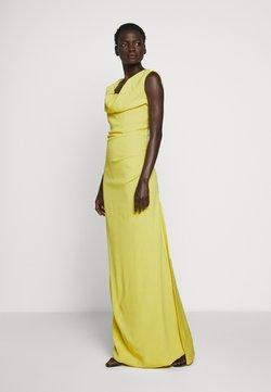 Vivienne Westwood - LONG GINNIE DRESS - Vestido de fiesta - yellow