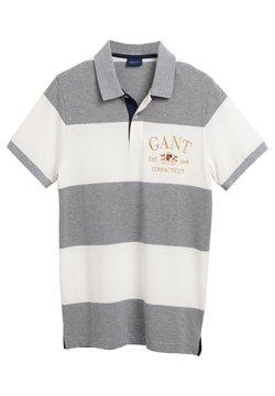 GANT - Poloshirt - grey melange