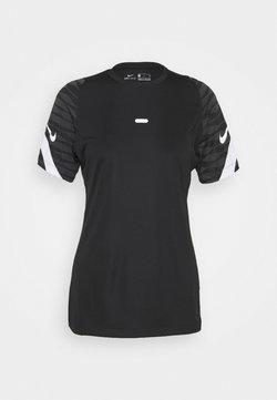 Nike Performance - Print T-shirt - black/anthracite/white
