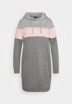 Even&Odd Curvy - Freizeitkleid - pink/grey