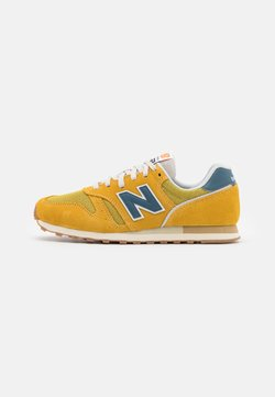 New Balance - 373 UNISEX - Sneakersy niskie - yellow