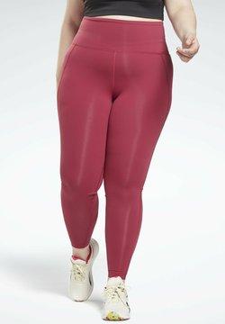 Reebok - Tights - pink