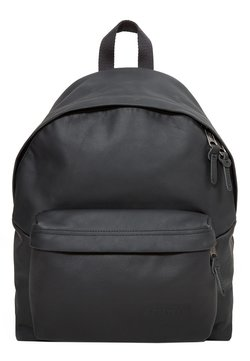 Eastpak - PADDED PAK'R/MARCH SEASONAL COLORS - Tagesrucksack - black ink leather