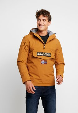 Napapijri - RAINFOREST WINTER - Windbreaker - golden brown