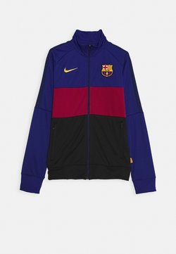 Nike Performance - FC BARCELONA ANTHEM - Equipación de clubes - deep royal blue/noble red/amarillo