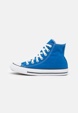 Converse - CTAS UNISEX - Sneakersy wysokie - snorkle blue