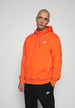 Nike Sportswear - Club Hoodie - Hoodie - electro orange