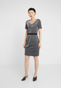 HUGO - NAMOA - Shift dress - black