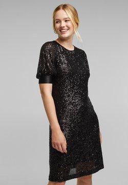 Esprit Collection - Cocktailkleid/festliches Kleid - black