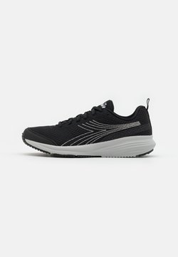 Diadora - FLAMINGO 6 - Walking trainers - black/silver