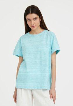 Finn Flare - T-Shirt print - dark turquois