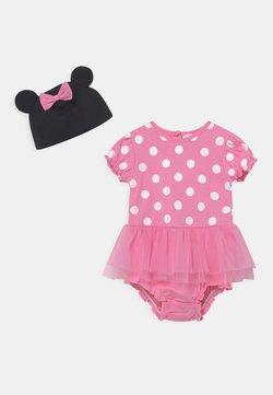 OVS - SHORT  - T-Shirt print - sachet pink