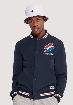 Superdry - Blouson Bomber - eclipse navy