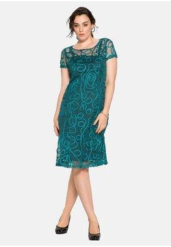 Sheego - Cocktailkleid/festliches Kleid - opalgrün