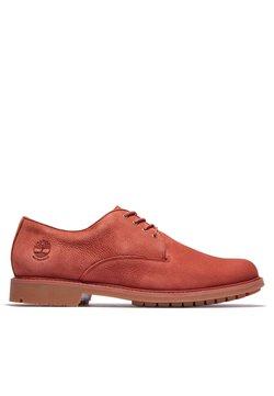 Timberland - Sznurowane obuwie sportowe - cherry mahogany
