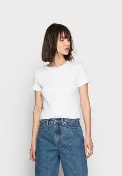 Zign - T-Shirt basic - white