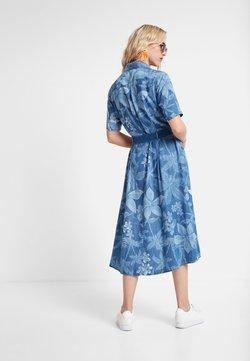 Desigual - KATE - Sukienka jeansowa - blue