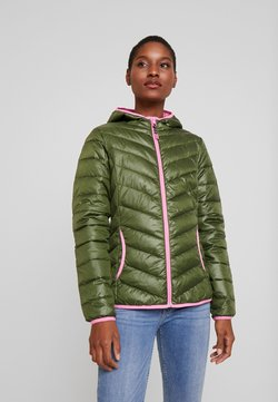 TOM TAILOR DENIM - LIGHT PADDED JACKET - Winterjacke - green