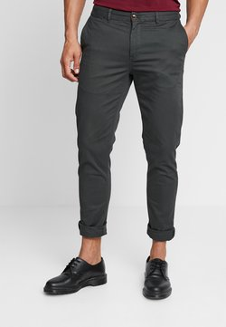 Scotch & Soda - MOTT CLASSIC SLIM FIT - Chinot - charcoal