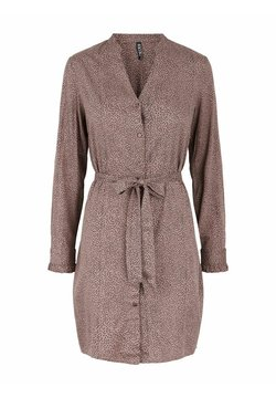 Pieces - Blousejurk - taupe gray