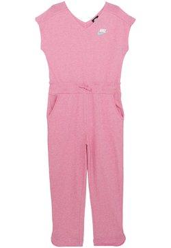 Nike Sportswear - ROMPER - Combinaison - magic flamingo/white