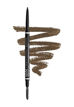 Nyx Professional Makeup - MICRO BROW PENCIL - Augenbrauenstift - 5 ash brown