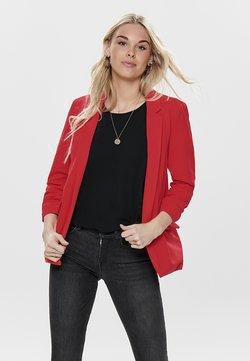 ONLY - CAROLINA DIANA - Blazer - red