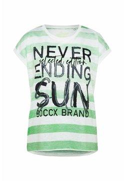 Soccx - T-Shirt print - lemon drop