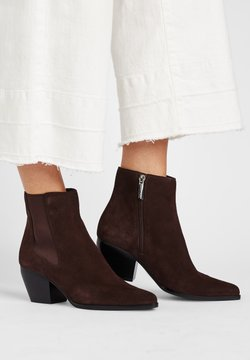 What For - SCAVO - Ankle Boot - espressobraun