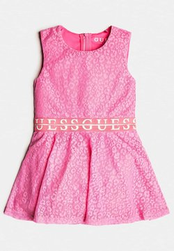 Guess - Cocktailjurk - roze multi