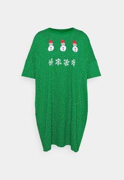 Monki - TOONIE - Nachthemd - green
