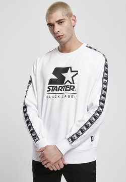 Starter - Sweater - white