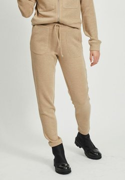 Vila - Pantaloni sportivi - light brown