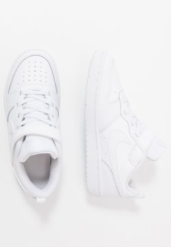 Nike Sportswear - COURT BOROUGH  - Baskets basses - white
