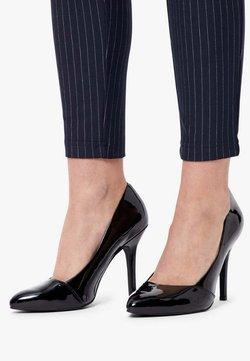 Bianco - LOAFER - High Heel Pumps - black