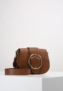 Polo Ralph Lauren - Torba na ramię - saddle