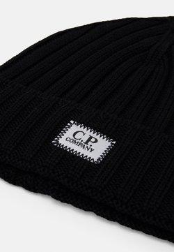 C.P. Company - BEANIE - Mütze - black