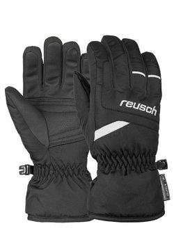 Reusch - BENNET - Fingerhandschuh - black/white