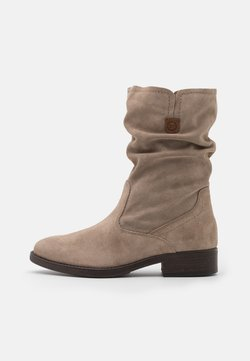 Tamaris - BOOTS - Stiefel - taupe